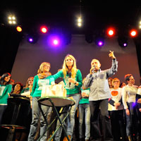 XXI Gala Solidaria Tarannà 2015
