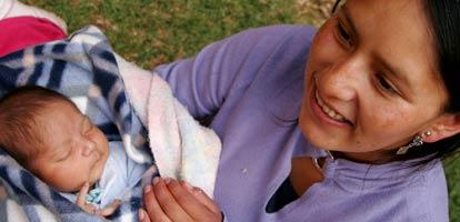 Casa de acogida para madres adolescentes Mantay