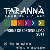 Tarannà Informe Sostenibilidad 2011