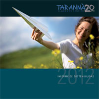 Tarannà Informe Sostenibilidad 2012