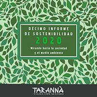 Tarannà Informe Sostenibilidad 2020